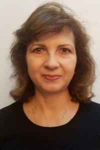 Gabriela Riscuta, MD, MS, CNS